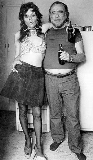 Escritores de fiesta Charles Bukowski